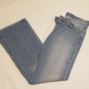 Lucky 29 Womens Blue Jeans